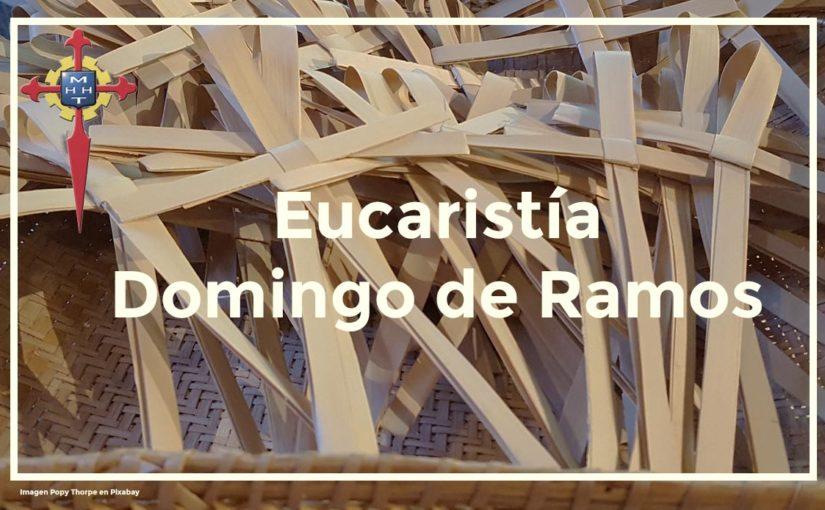 Eucaristía Domingo de Ramos