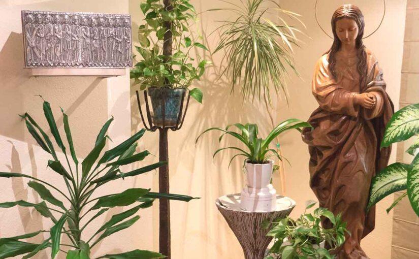 El Centro de Madrid de HHT retoma las Eucaristías diarias en la sede