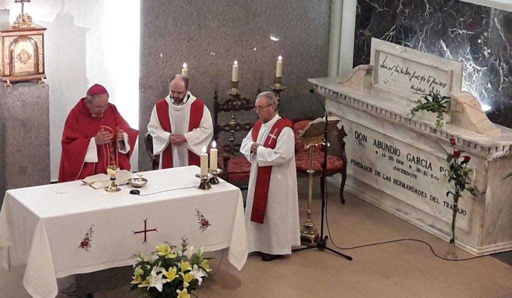 XVIII Aniversario Fallecimiento D. Abundio García Román