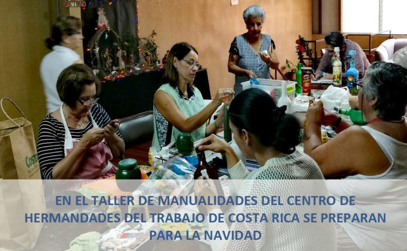 El Centro de Costa Rica se prepara para la Navidad