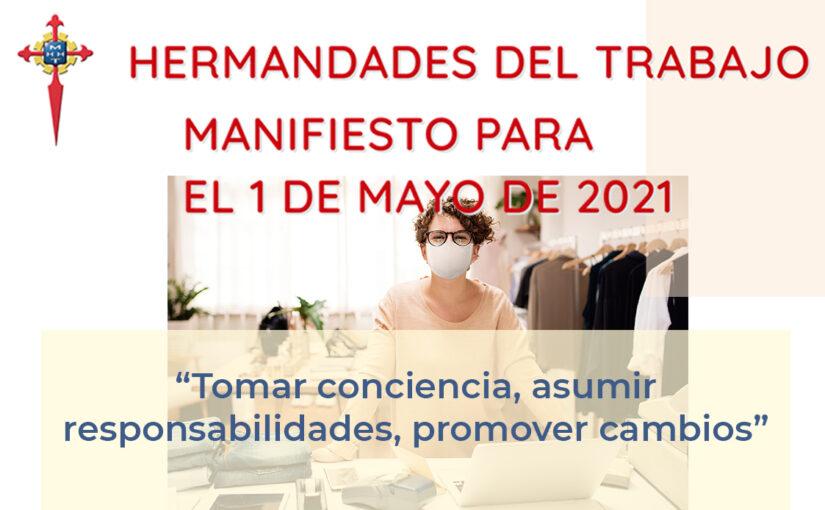 Manifiesto 1 de Mayo 2021