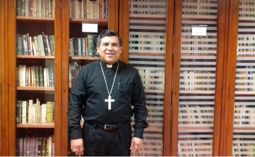 """Monseñor Juan de Dios Peña: """"En Hermandades he visto un movimiento que acompaña al mundo del trabajo"""""""
