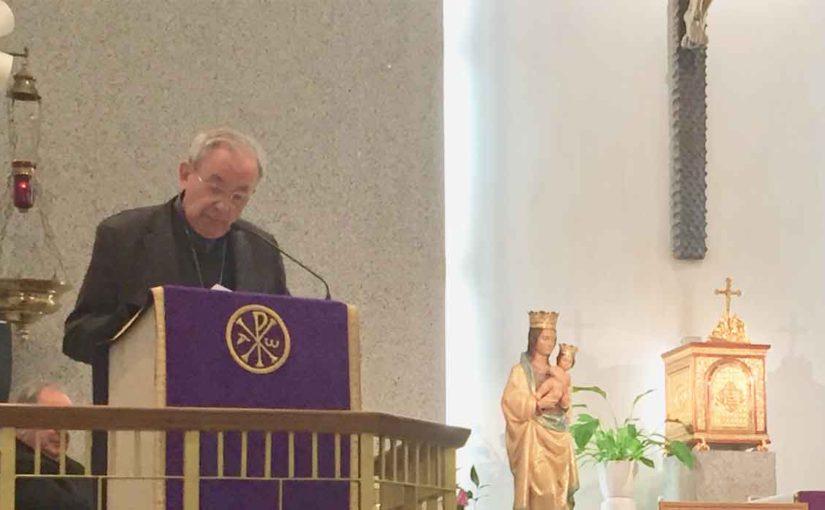 Obispo asesor del Movimiento de las Hermandades del Trabajo