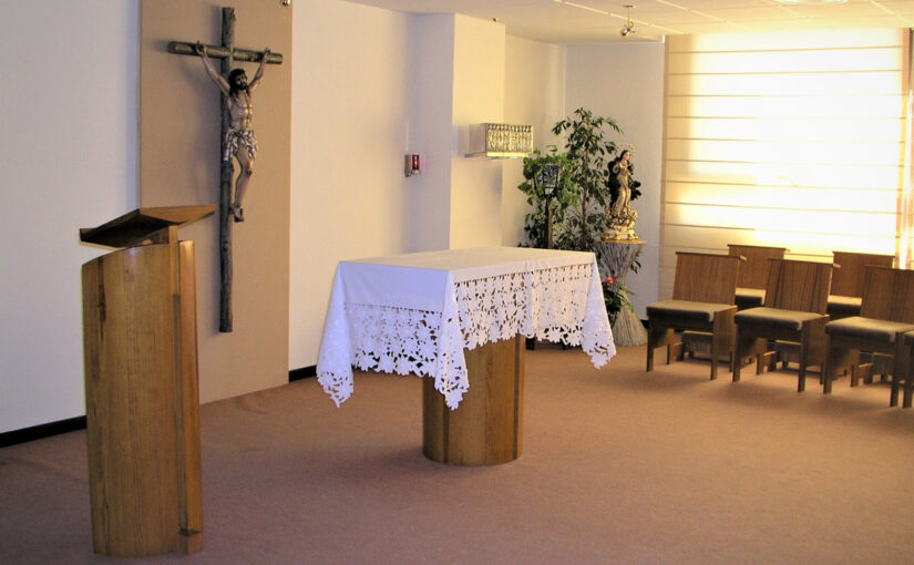 Comunicado para la celebración de las Eucaristías en la sede