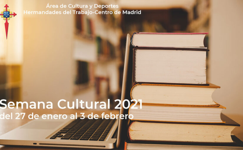 Semana Cultural 2021, del 27 de enero al 3 de febrero, virtual