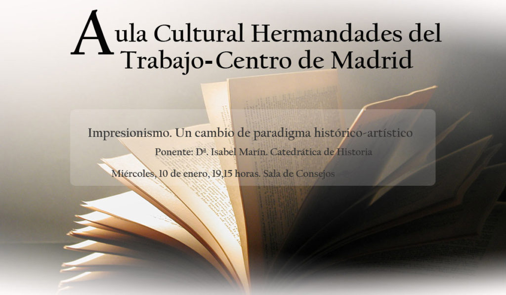 Conferencia Aula Cultural