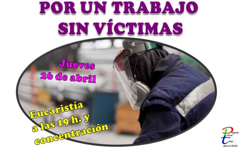 Jornada Mundial por la Seguridad y la Salud en el Trabajo