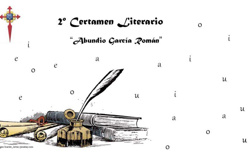 """II Certamen Literario """"Abundio García Román"""""""