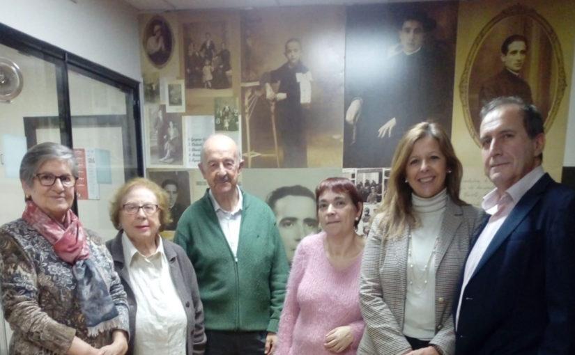 Ana García abrió el primer ciclo de conferencias del Espacio Formativo Maruja Moreno