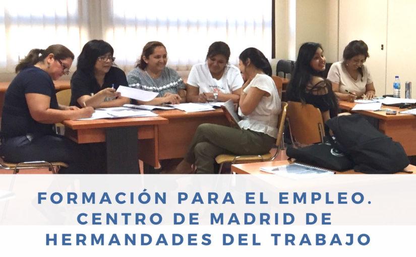 Formación para el empleo