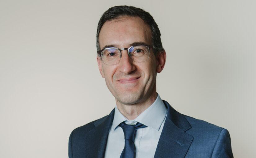 Antonio Perales, asesor jurídico de Hermandades del Trabajo-Centro de Madrid