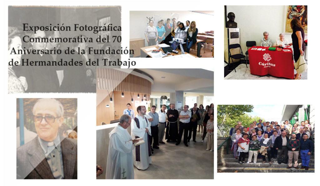 Exposición fotográfica 70 aniversario de la Fundación de Hermandades