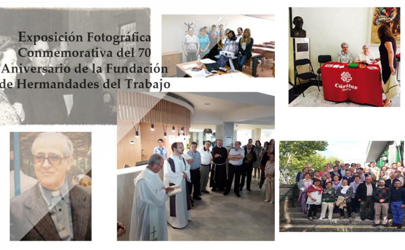Exposición Fotográfica Conmemorativa 70 Aniversario de la fundación de Hermandades