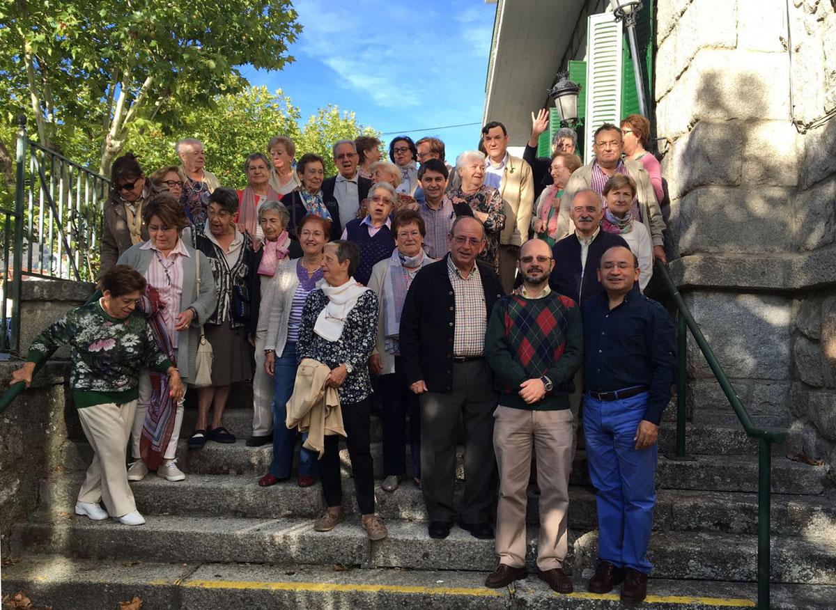Hermandades del trabajo centro de madrid hht madrid - Trabajo de jardinero en madrid ...