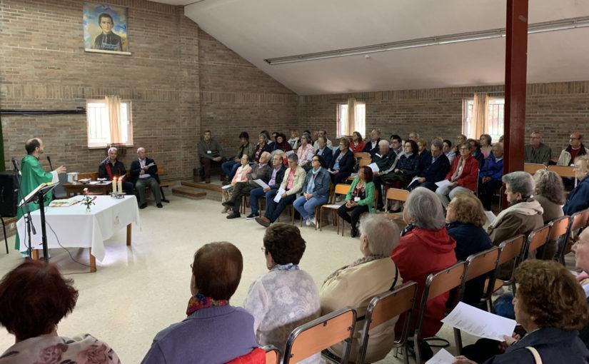 Los afiliados, simpatizantes, familiares y amigos de las Hermandades del Trabajo-Centro de Madrid se dieron cita en Los Molinos para celebrar la Fiesta Día del Afiliado 2019