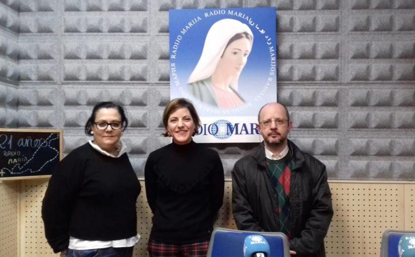 Iglesia Viva, el programa radiófónico de Hermandades del Trabajo-Centro de Madrid en Radio María