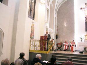 XXIX aniversario fallecimiento D. Abundio García Román