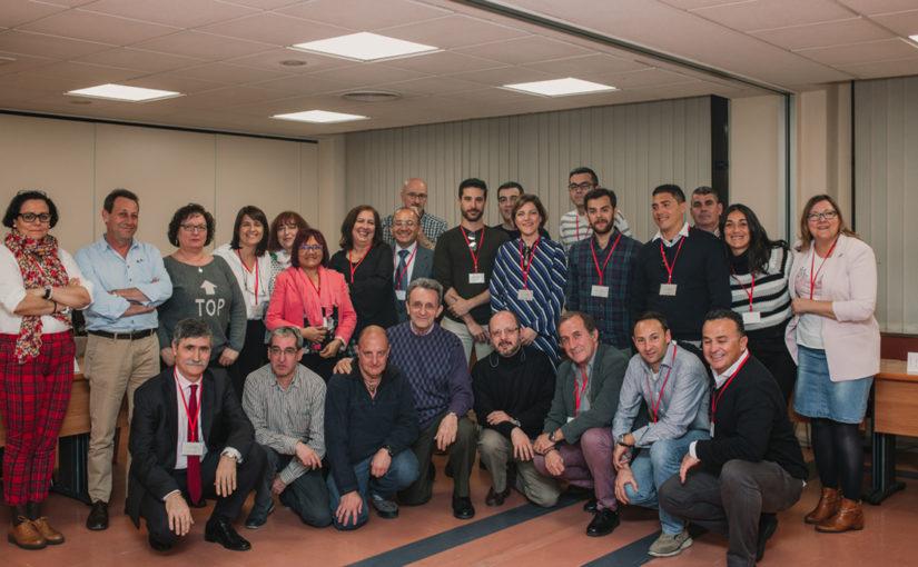 II Encuentro de Trabajadores (empleados) del Centro de Madrid