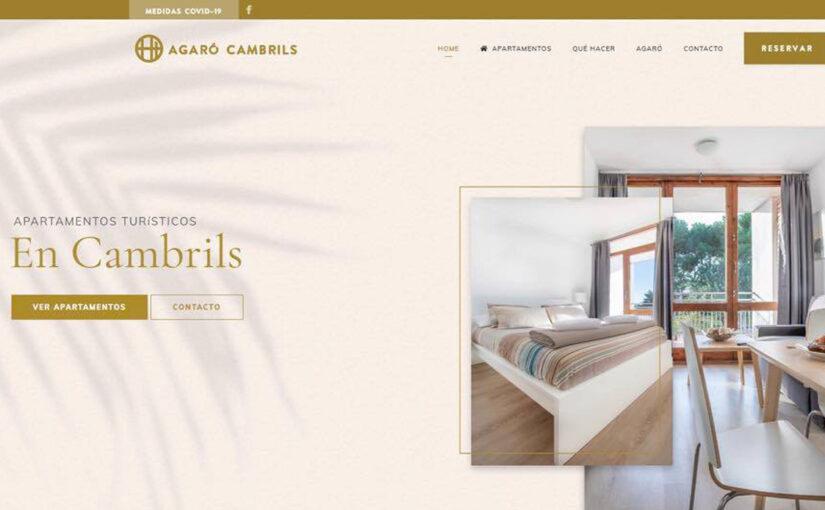 Apartamentos AGARÓ Cambrils, abiertos al público