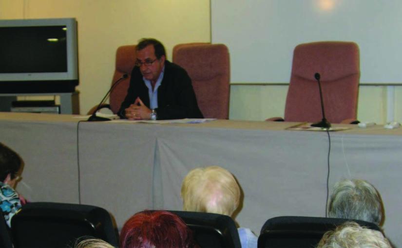 """Conferencia """"Igualdad de oportunidades: realidad o ficción"""", con motivo del Día Internacional de la Mujer"""