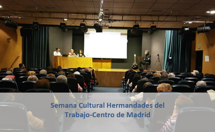 Semana Cultural Hermandades del Trabajo