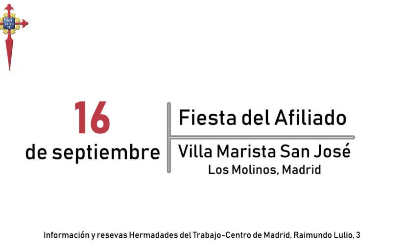 Fiesta del Afiliado 2018, 16 de septiembre