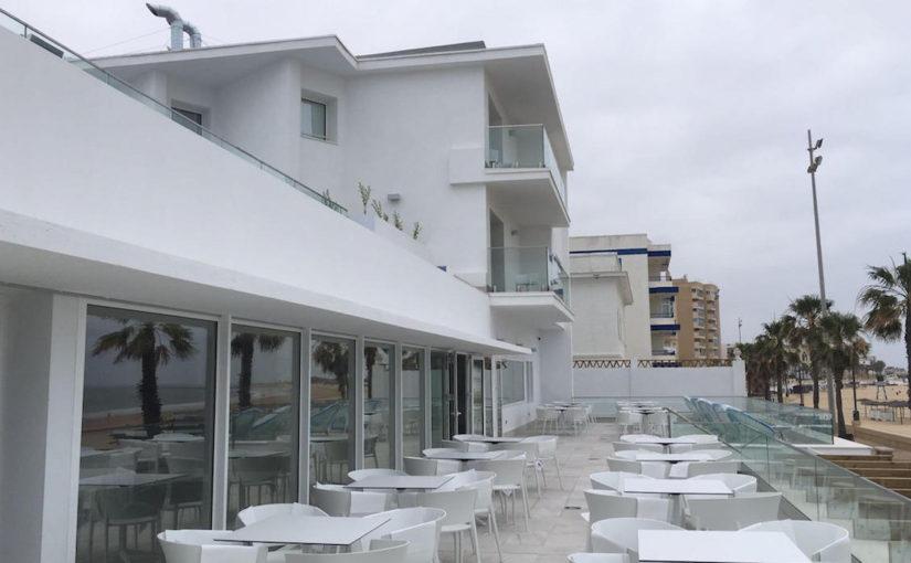 Apertura del Hotel AGARÓ Chipiona del centro de Madrid de Hermandades del Trabajo