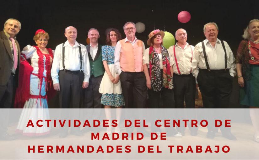 Actividades Centro de Madrid