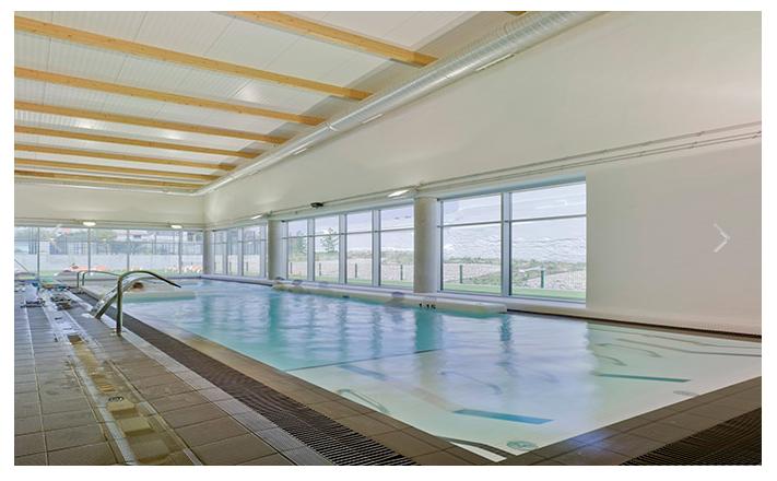 inauguraci n go fit piscinas san miguel antiguo estadio