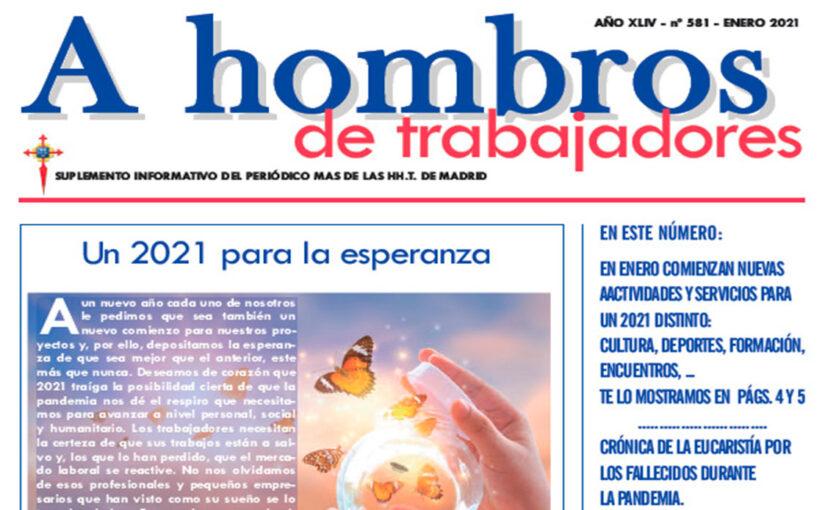A Hombros, enero 2021