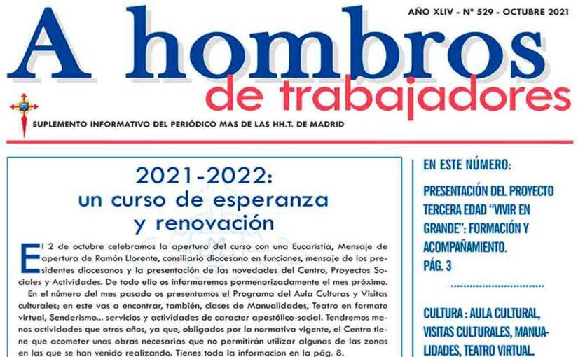 A Hombros, octubre 2021