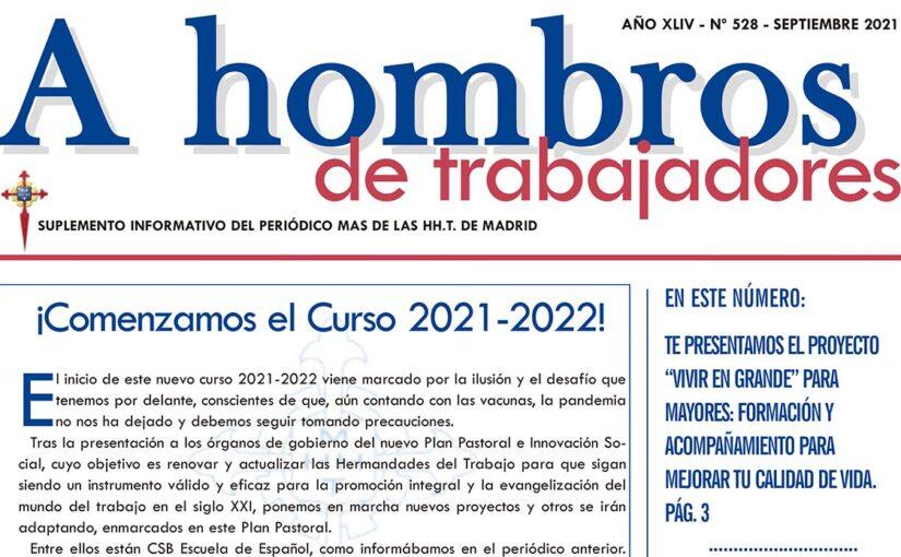 A Hombros, septiembre 2021