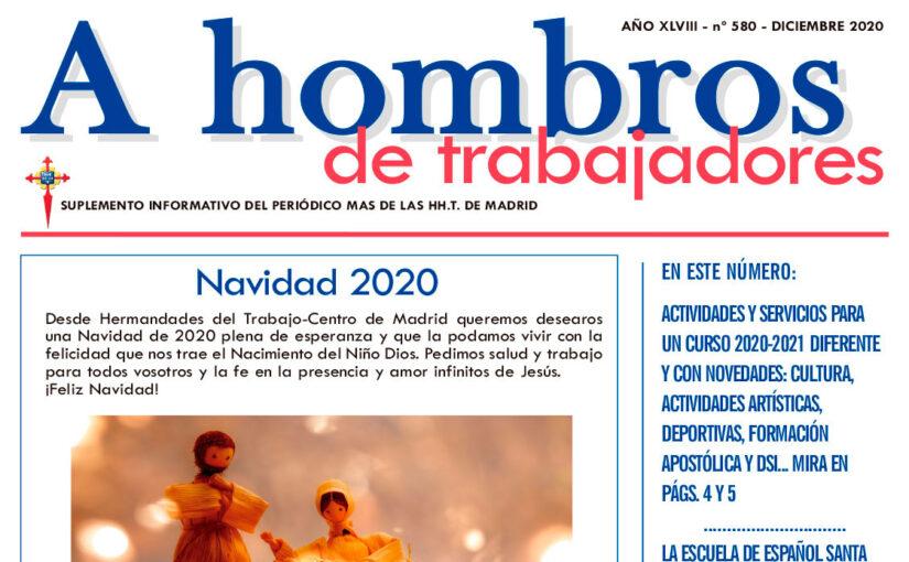 A Hombros, diciembre 2020