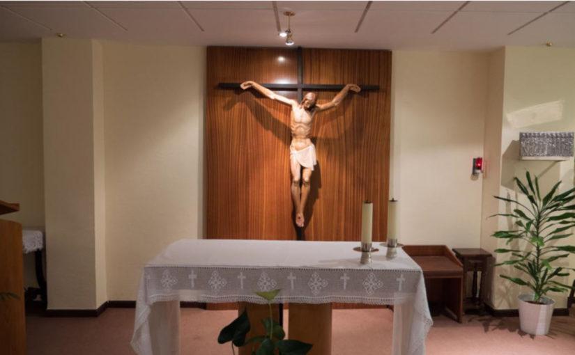 Semana Santa 2019 en Casa Villa Marista San José en Los Molinos, Madrid