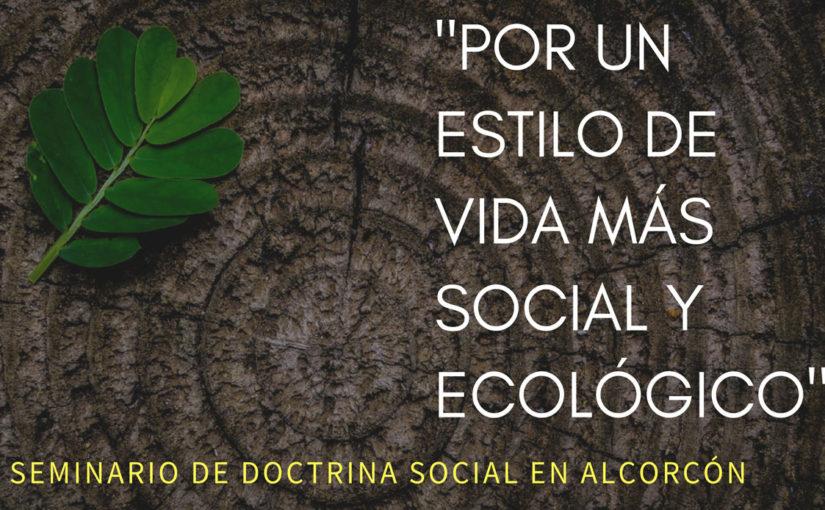 Conferencias de la Escuela de Formación de Doctrina Social de la Iglesia en Alcorcón